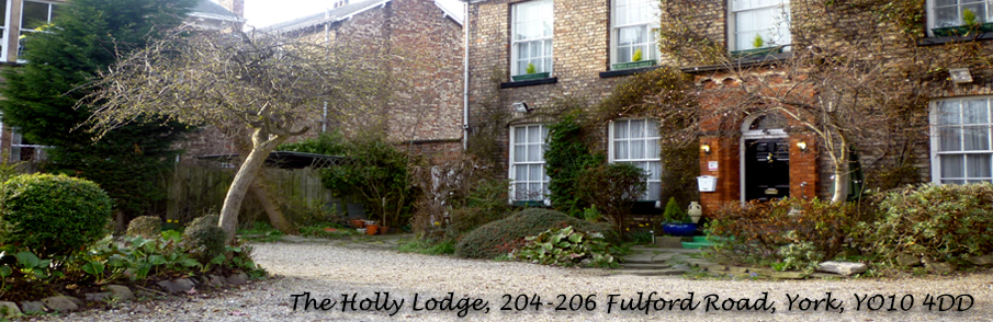 Holly Lodge Exterior